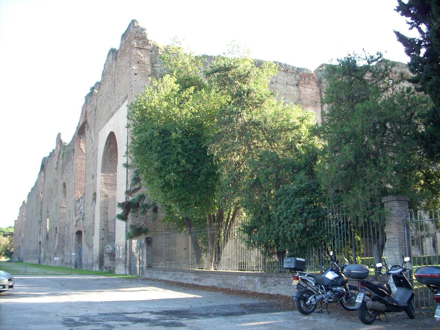 Baths of Caracalla - Himetop