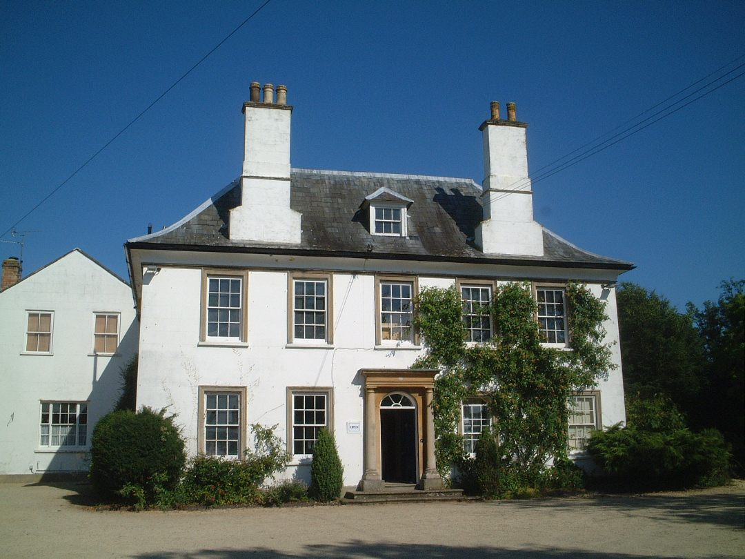 Edward Jenner's house and Museum - Himetop