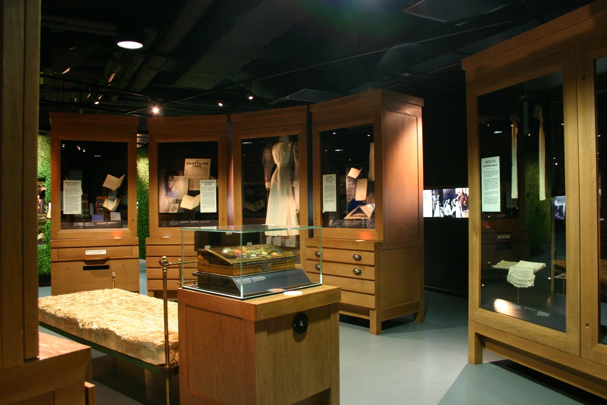 Florence Nightingale Museum Himetop