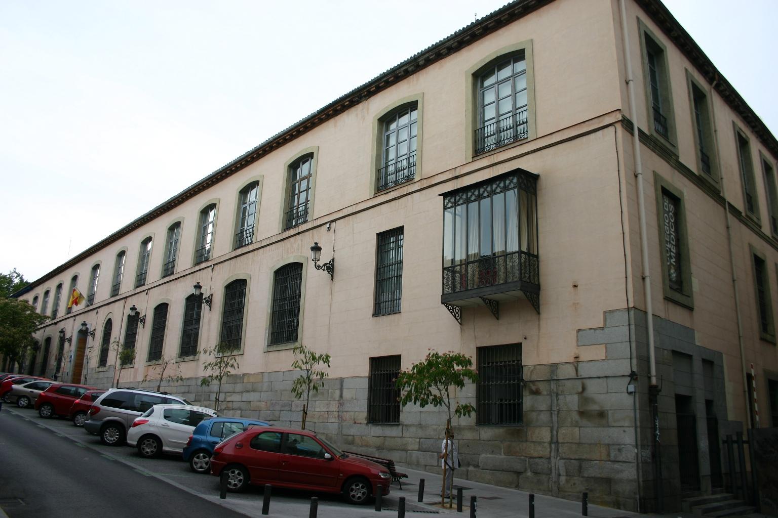 Ilustre colegio oficial de m dicos de madrid himetop - Colegio oficial arquitectos madrid ...