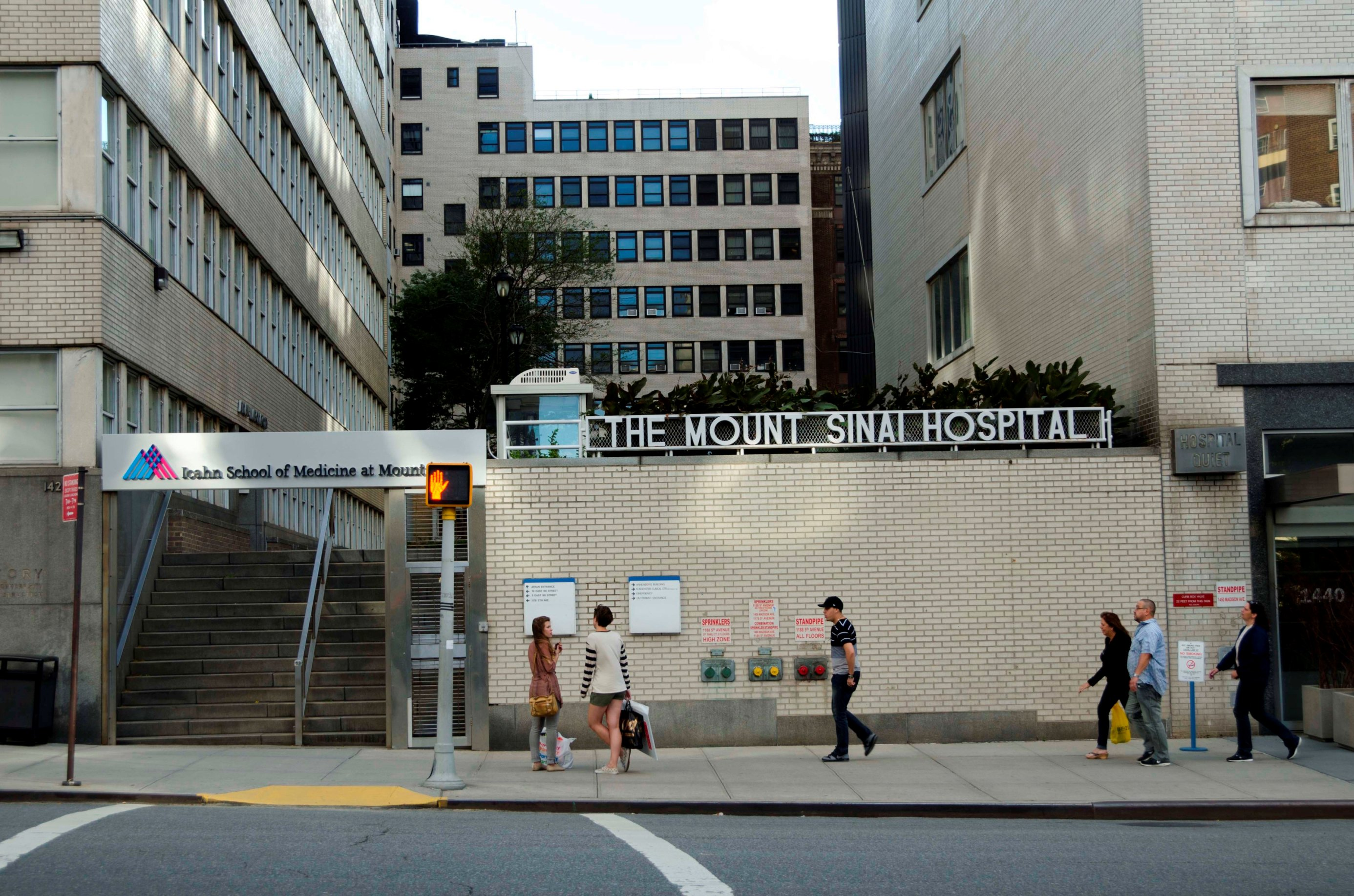 Mount Sinai Hospital Rooms