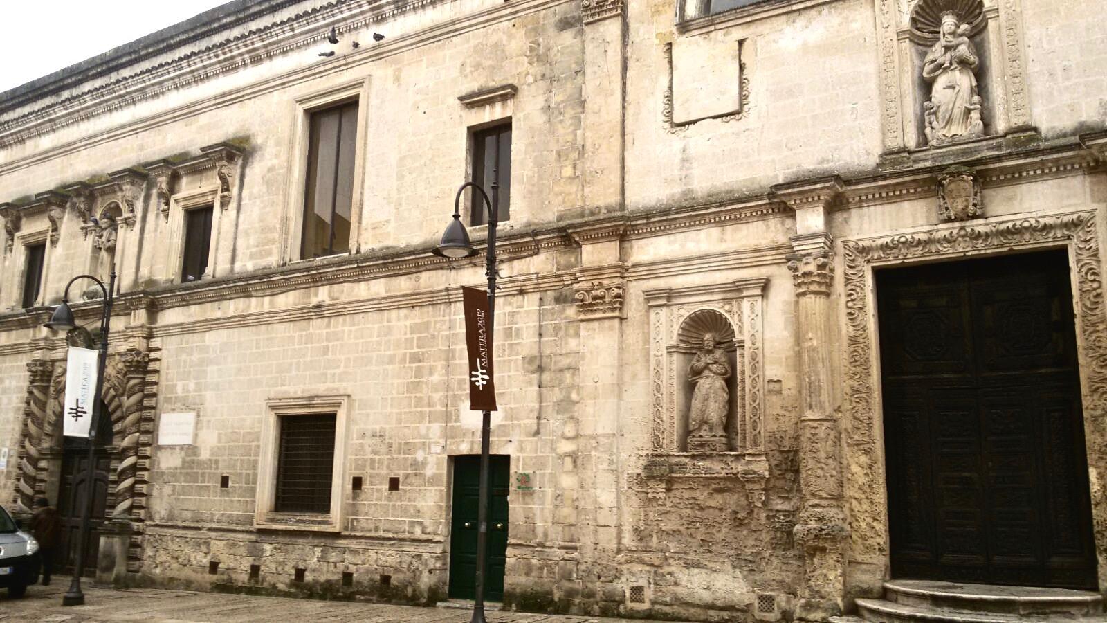 Museo Archeologico Nazionale.Museo Archeologico Nazionale Domenico Ridola Himetop