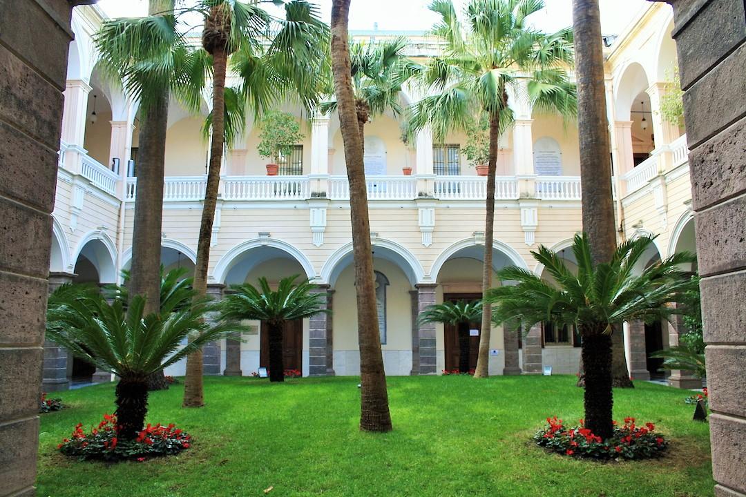 Sassari Italy  city pictures gallery : University of Sassari Italy Old University of Sassari