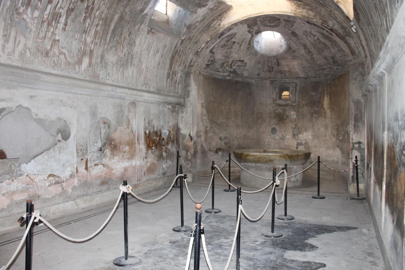 Pompeii S Forum Baths Himetop