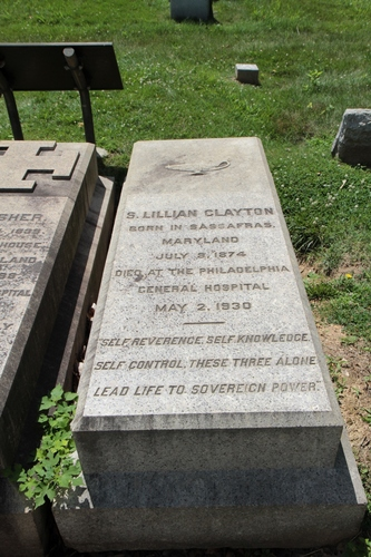 Alice%20Fisher%20and%20Lillian%20Clayton%27s%20tombs%2C%20Woodland%20Cemetery%2C%20Philadelphia%20-%2006.jpg
