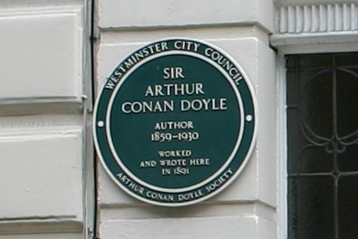 Arthur%20Conan%20Doyle%27s%20medical%20suite%2C%20London%20-%2003.JPG
