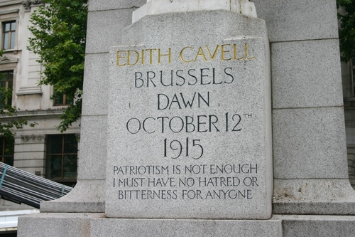 Edith%20Cavell%20monument%2C%20London%20-%2006.JPG