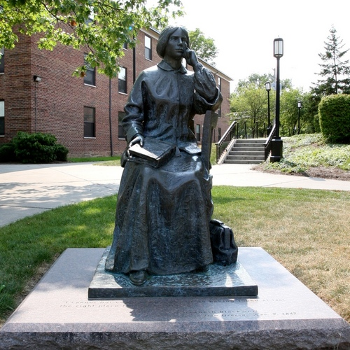Elizabeth Blackwell 1821- 1910 Born in England,... | Women ...