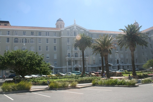 pages groote schuur hospital