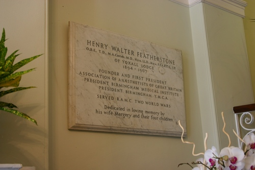 Henry%20W%20Featherstone%20portrait%20and%20memorial%20tablet%2CAnaesthesia%20Heritage%20Centre%2C%20London%20-%2002.JPG