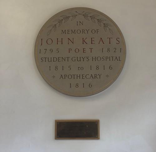 John_Keats_Memorial_Plaque_Guy%27s_Hospital_London.JPG